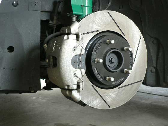 mazda3 howto: install front brake pads and rotors